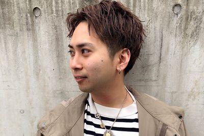メンズスタイリスト 安藤 勇大